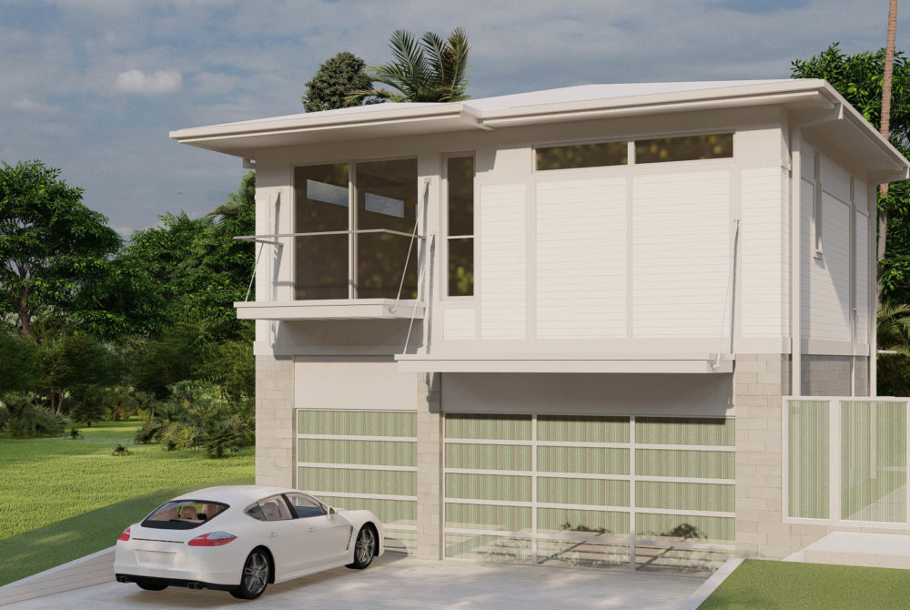 Housefit Two Story Modern